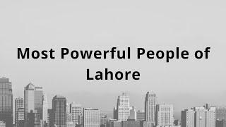 DONS Of  LAHORE .. || Lion Hearts || #LahoreUnderWorld