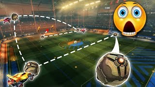 The Art Of Passing | Rocket League Best Goals & Pro Plays!