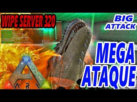 Highlights: A S.A.S ACABOU? MEGA ATAQUE! WIPE SERVIDOR OFICIAL 320
