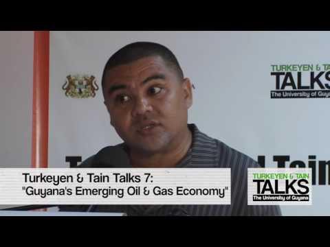 Turkeyen & Tain Talks 7: Guyana's Emerging Oil & Gas Economy | Ryan Alexander pt.3