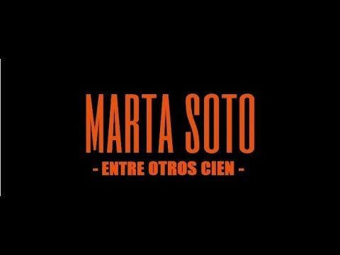 Entre Otros Cien - Marta Soto (Lyrics)
