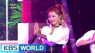Hyolyn (효린) - Paradise [Music Bank / 2016.12.02]