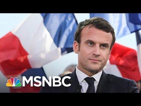Joe: Macron's Rising Is A Response To President Trump, Brexit | Morning Joe | MSNBC