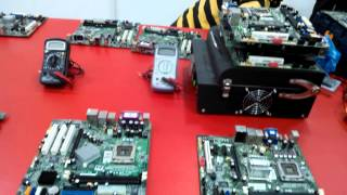EXPERT - Best Chip Level  Institute Laptop Projector Tablet PC Mobile Repairing Course Delhi India .