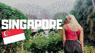 The BEST of Singapore - The CITY of the future is UNREAL!!