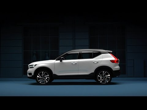 The New Volvo XC40: Exterior