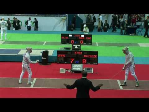 20100402 ms chm Baku 32 red WANG Jackson HKG 15 vs BAZADZE Sandro GEO 13 sd No