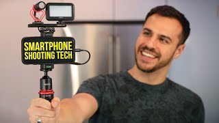 Best Smartphone Shooting Gear for Youtube and Tik Tok - Tripods, Lighting, Mics and More!
