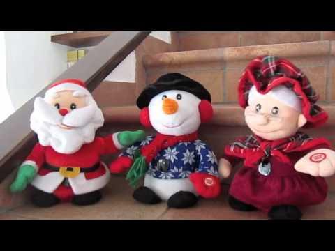 Pupazzi Di Natale Di Casa Nostra Youtube