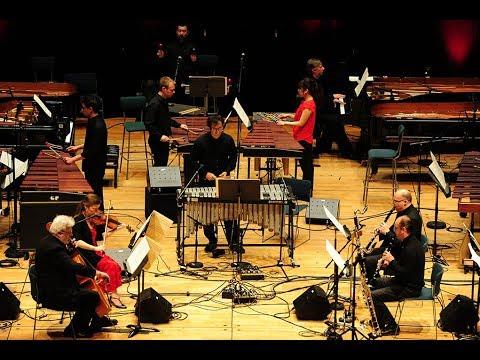 Steve Reich, Music for Eighteen Musicians - Synergy Vocals - Ensemble intercontemporain