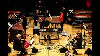 Steve Reich, Music for Eighteen Musicians - Synergy Vocals - Ensemble intercontemporain