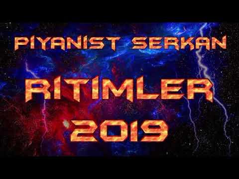 2/4 Kaşıklı Zilli Oyun Havası Ritim Tempo 100  Piyanist Serkan 2019