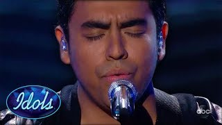 Gambar cover Alejandro Aranda's Journey of All Originals songs on American Idol 2019  | Idols Global