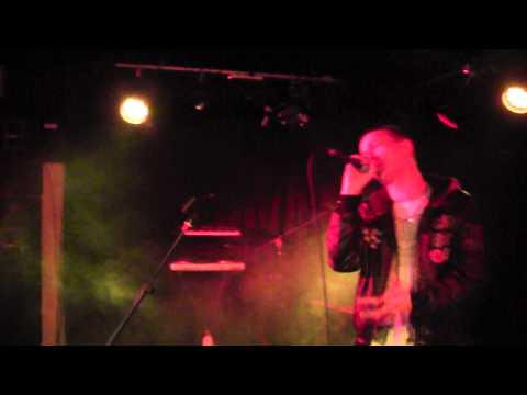 DB performing My Life ft. iLLAMADi live at Fat Lil's Witney 2013