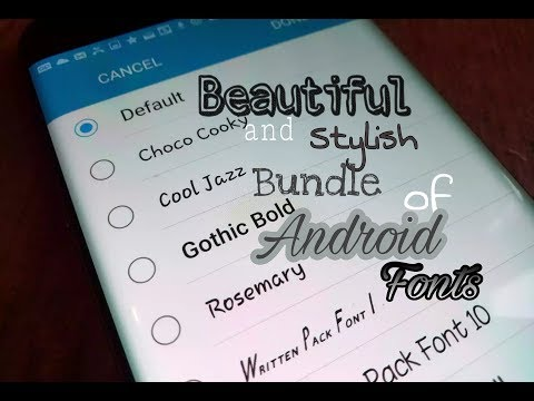 Stylish Fonts For Android !! Write In Stylish Words !! TECHNICAL MISHRAJI !! ASHU !!
