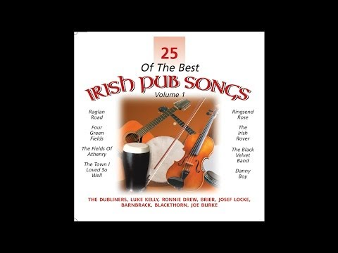 The Dubliners - Four Green Fields (Live) [Audio Stream]