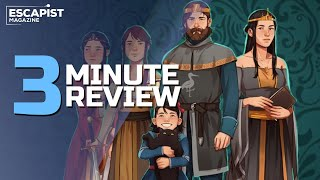 Yes, Your Grace | Review in 3 Minutes (Video Game Video Review)