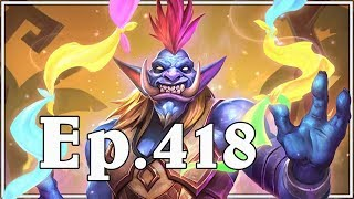 Funny And Lucky Moments - Hearthstone - Ep. 418