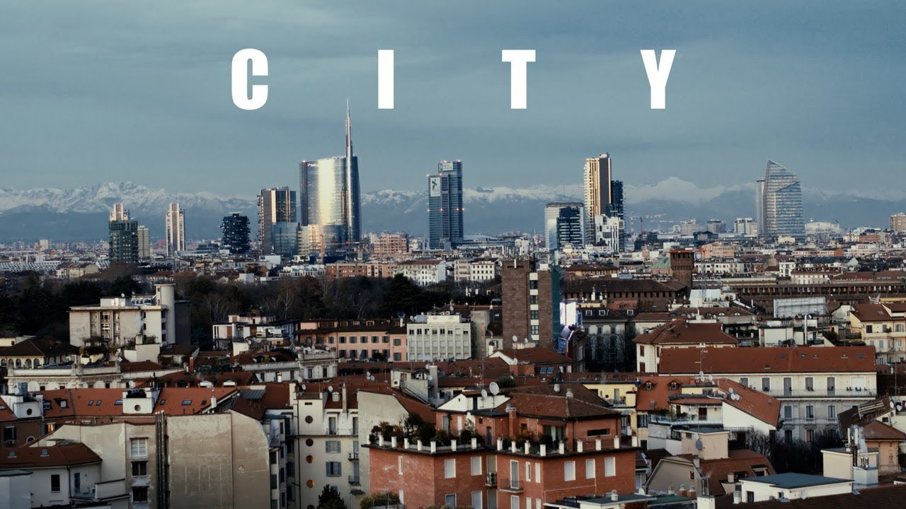 Milan By Drone Ep 035 City A Cinematic Short Aerial Video Of The City Of Milan Italy Youtube