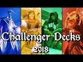 Which 2018 Challenger Deck should you buy?   A guide for Magic: the Gathering players