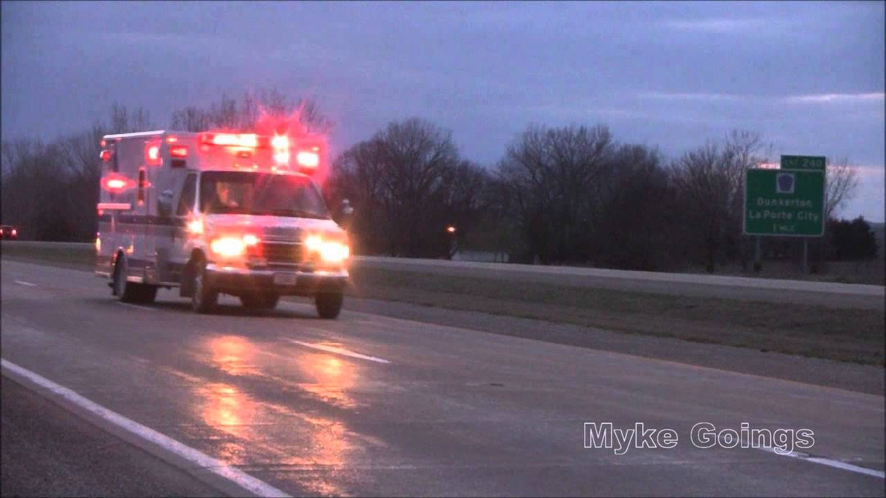 2013-04-19 Person Ejected in SUV Accident on Hwy 20 - Black Hawk County -  Myke Goings - KMDG