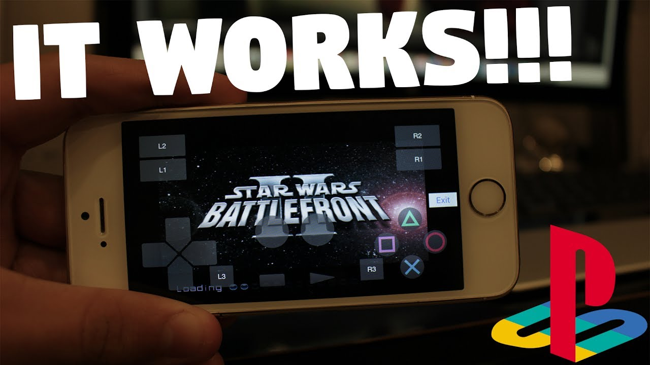 How To Play PS2 On Your iPhone!!!