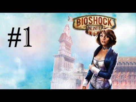 Bioshock Infinite Walkthrough Part 1 (XBOX360/PS3/PC) | HD