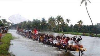 Sree Ganeshan snake boat wins Nehru Trophy boat race 2013