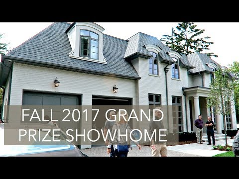 FALL 2017 PRINCESS MARGARET LOTTERY GRAND PRIZE SHOWHOME TOUR