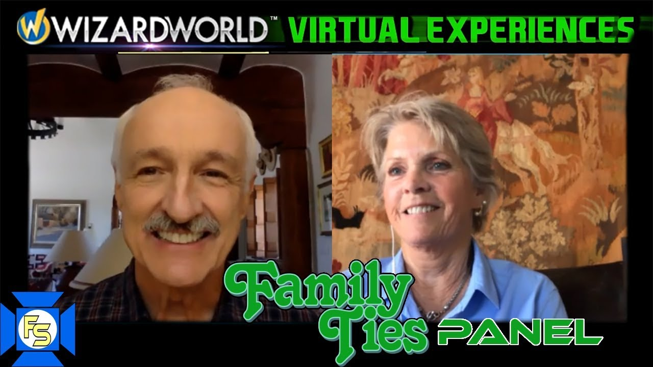 Download FAMILY TIES Panel – Wizard World Virtual Experiences 2020