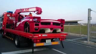 フェラーリレーシングデイズ2015 FXXレッカー