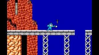 Mega Man - Gutsman Stage - User video