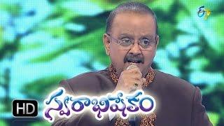 Indiramma Intiperu Song - SP.Balasubrahmanyam in ETV Swarabhishekam - 25th Oct 2015