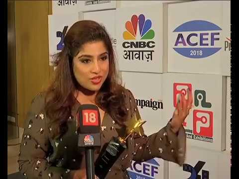 ACEF | Global Customer Engagement Forum & Awards 2018 | CNBC Awaaz Telecaste