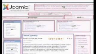 Видеоурок - Расширения joomla
