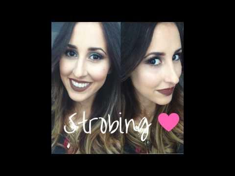 Cómo hacer Strobing  ||  Ilumina tu rostro con Puntos de Luz