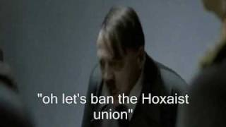 Hitler gets restricted