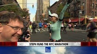 Stephanie Ms Runs New York City Marathon
