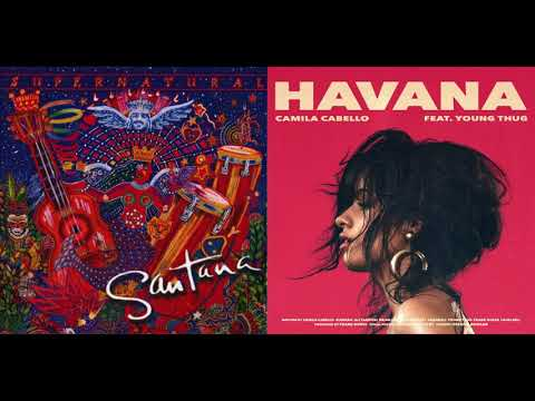 Santana vs Camila Cabello - Smooth vs Havana (Mashup)