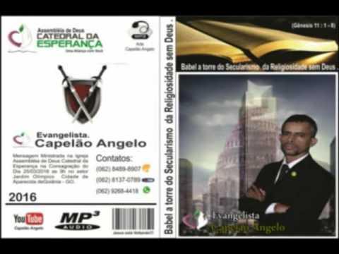 Evangelista Capelão Ângelo.