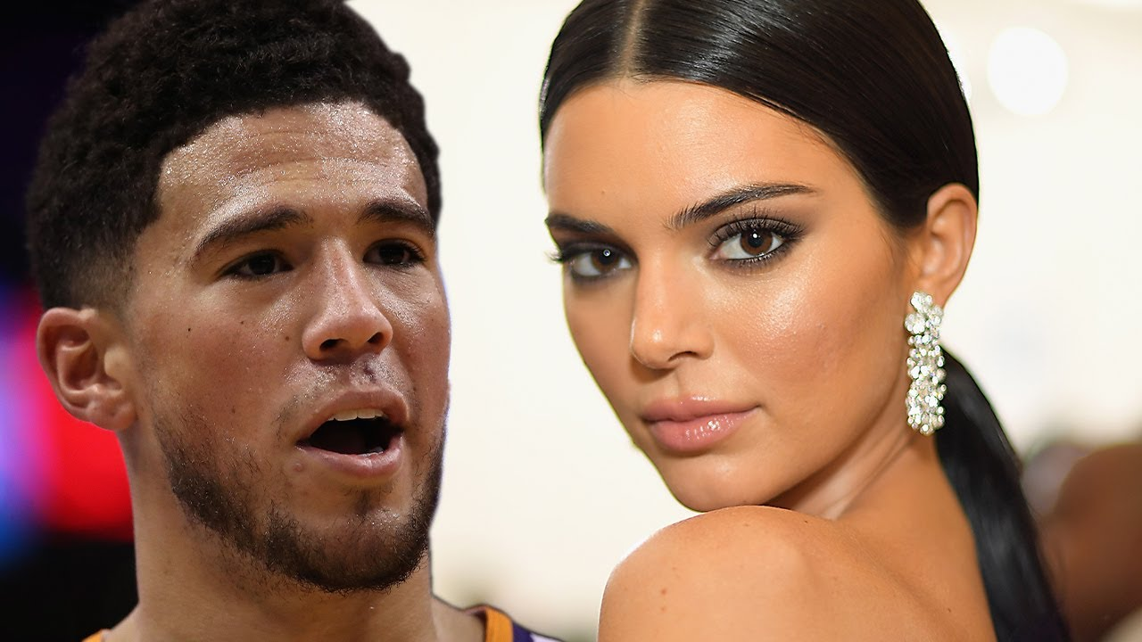 Kendall Jenner and boyfriend Devin Booker share first pictures ...