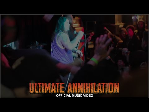 Suburban Scum - Ultimate Annihilation (Official Music Video)