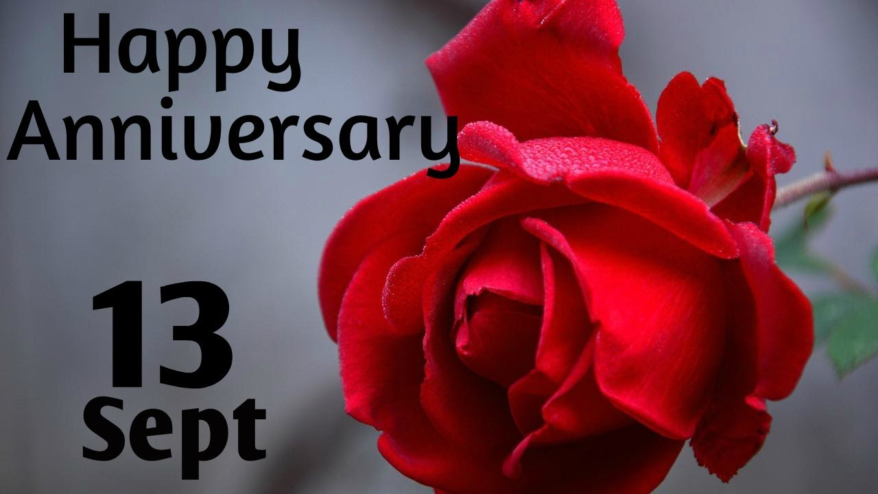Happy Anniversary 13 SEPT| Wedding Anniversary Wishes/Greetings/Quotes/ For  CoupleWhatsapp Status