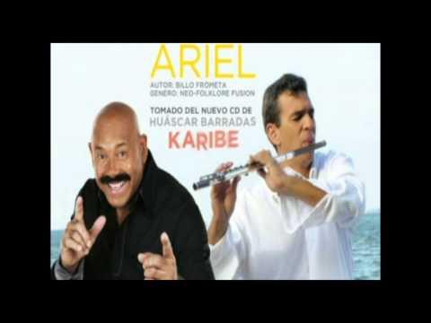 Ariel - Huascar Barradas ft Oscar D' Leon