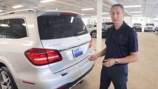 2017 Mercedes-Benz GLS-Class GLS550 - Mercedes Benz of Scottsdale - Scottsdale Arizona