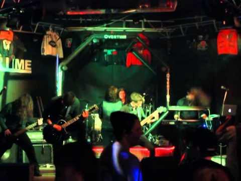 Greylights  ( Live Video H.D. ) @ Skynet Fund Raiser In Kingston