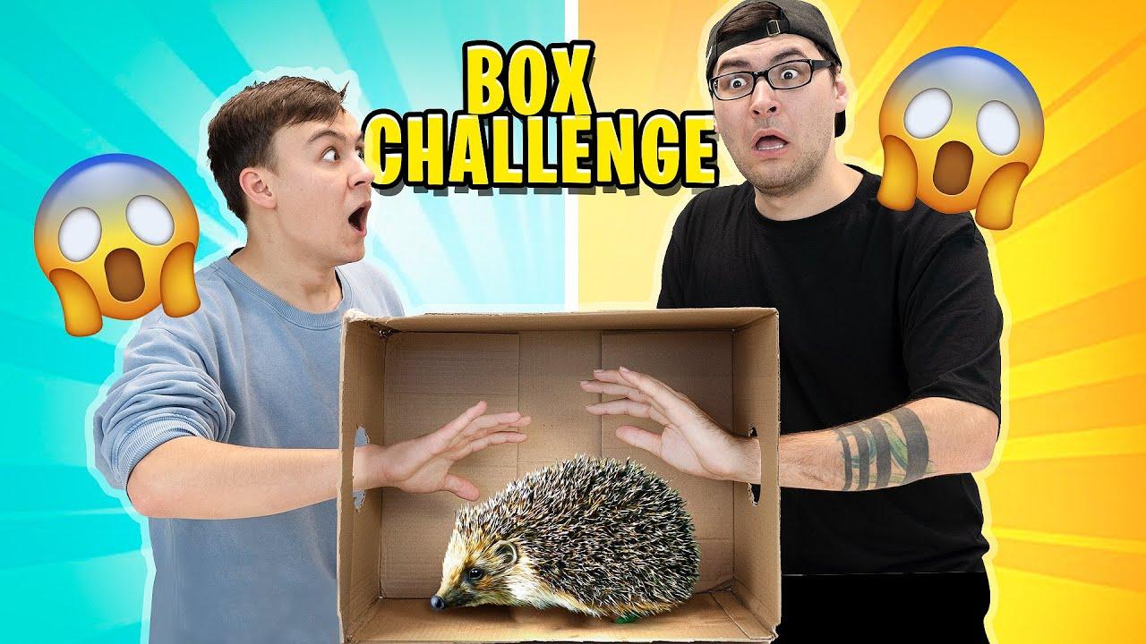 Download WAS IST IN DER BOX CHALLENGE!