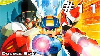 Mega Man Battle Network 5: Double Team DS - Part 11: Double Soul