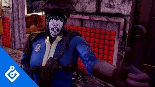 Fallout 76's Opening Gameplay – Part 2 (4K)