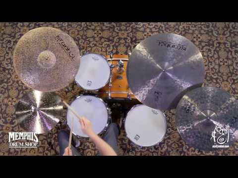 "Istanbul Agop 20"" Turk Crash Cymbal - 1580g (TC20-1051517NN)"